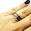 Thumbnail: Ασημένιο δαχτυλίδι 925'