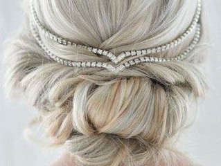 Hair Jewelry Details...