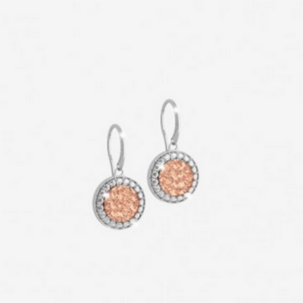 Rebecca Earrings BRZO53