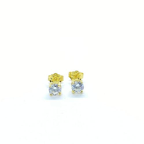 Χρυσά Σκουλαρίκια Κ14 Π.ΣΚ001515