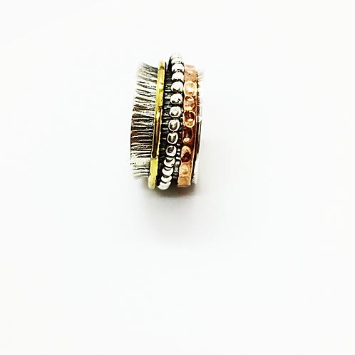 StressLess δαχτυλίδι 925'-1164-