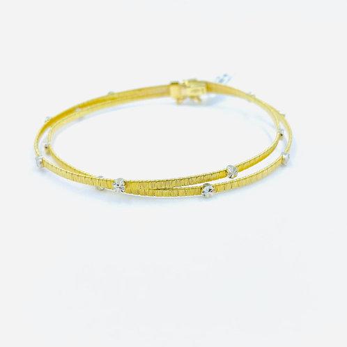 Χρυσό Βραχιόλι 14 Κ   Π.ΒΡ001067