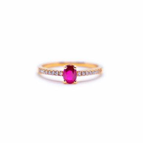 Δαχτυλίδι Κ18 (750') Α.ΔΑ001180