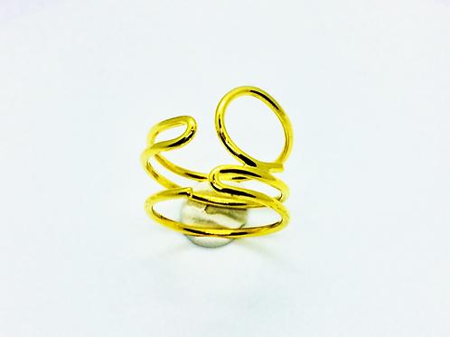 Ασημένιο δαχτυλίδι 925'