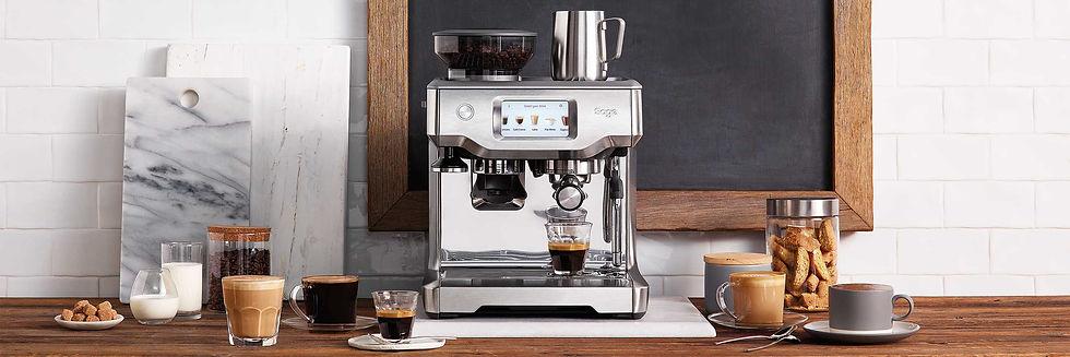 coffee machine caffeine espresso coffee bean grinder grinded espresso lungo macchiato latte cappuccino hot chocolate machine appliance sage appliances malta