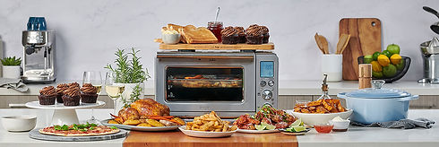 air fryer smart oven appliances malta sage appliance microwave fries chips french roast chicken wedges chicken wings cakes cupcakes toast jamm cream herbs rosemary pizza