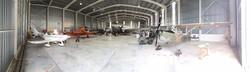 Main Exhibition Hangar