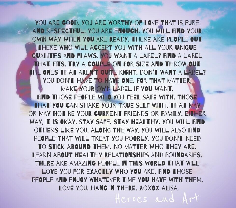 Love, by Alisa May