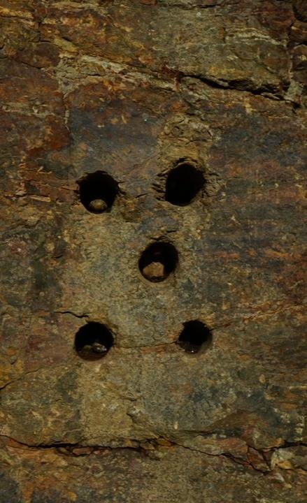 Holes in Rock | Things to do near Newquay | Hendra Croft Farm
