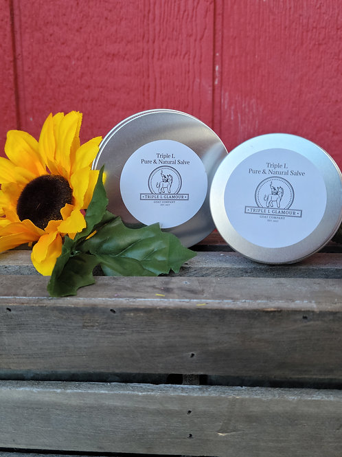 Triple L Pure & Natural Small 2 oz tin
