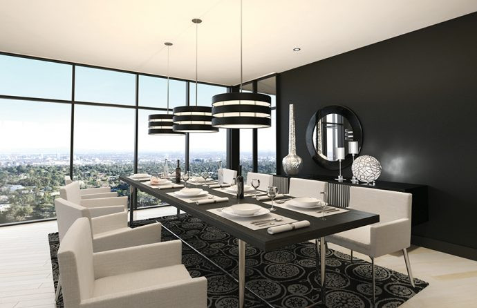 Dining Rooms for the Modern Age