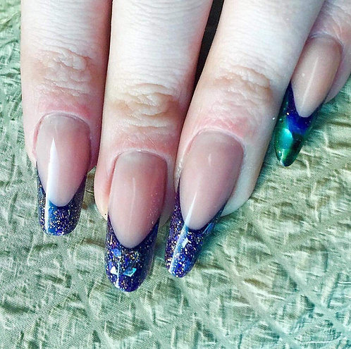 Nail Sculpting and Refills with Acrylic and PolyGel