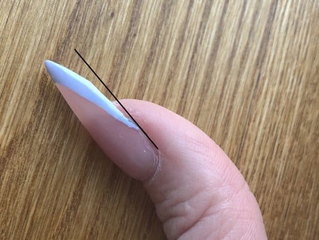 Causes for Breaks in Nail Enhancements