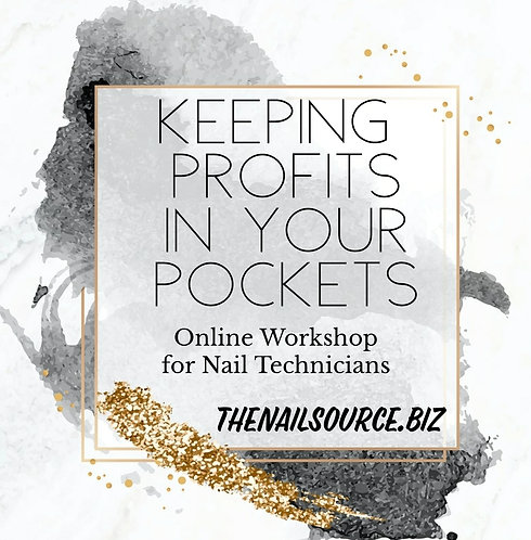 Keeping Profits in Your Pockets ... limited time offer FREE Masters Planner