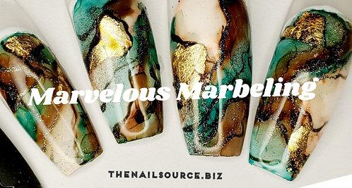 Marvelous Marbeling