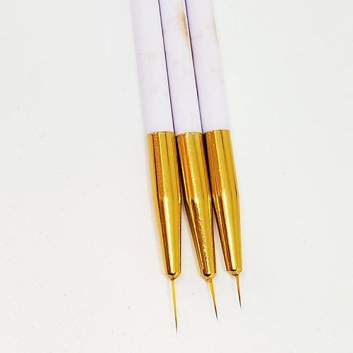 Fine Detail Nail Art Brushes