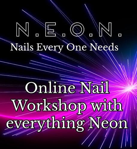 N.E.O.N.  Nails Every One Needs