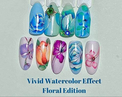 Vivid Watercolor Effect