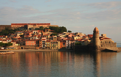 Early morning in Collioure