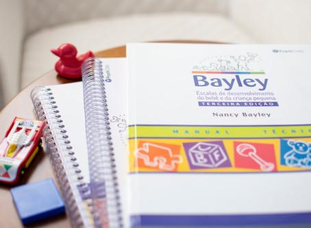 Desenvolvimento do bebê e da criança pequena: Bayley III. O que é e para que serve?