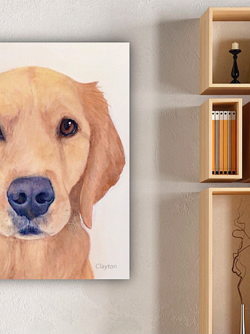 Golden Retrieiver portrait