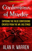 Confessions of Murder by Alan R Warren