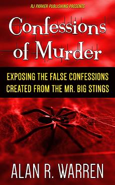 Confessions of Murder by Alan R Warren