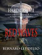 Red Waves by Bernard Lee DeLeo
