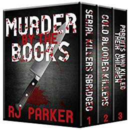 Murder by the Books Volume 1 by RJ Parke
