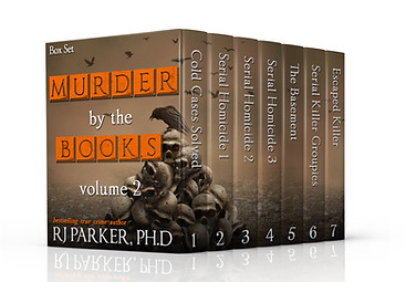 Murder by the Books Volume 2 by RJ Parke