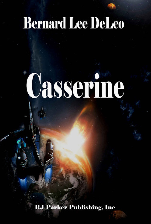 Casserine: A US Marines Novel (Action Thrillers Book 4)