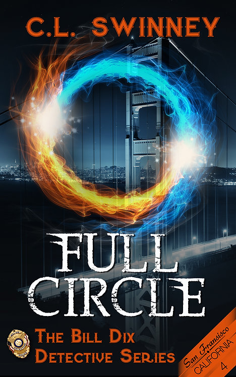 Full Circle (The Bill Dix Detective Series Book 4)