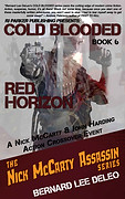 Red Horizon by Bernard Lee DeLeo