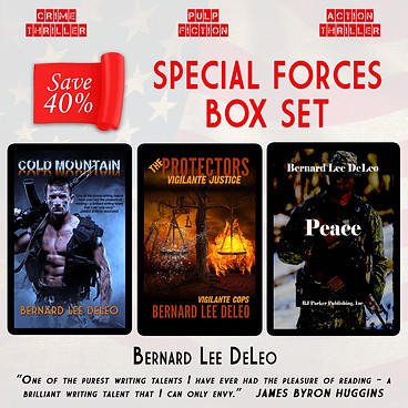 Special Forces Box Set 1