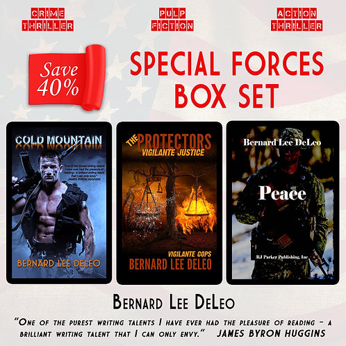 Special Forces 3 in 1 BOXSET