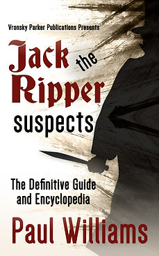 Jack the Ripper by Paul Williams