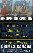 Above Suspicion by Alan R Warren