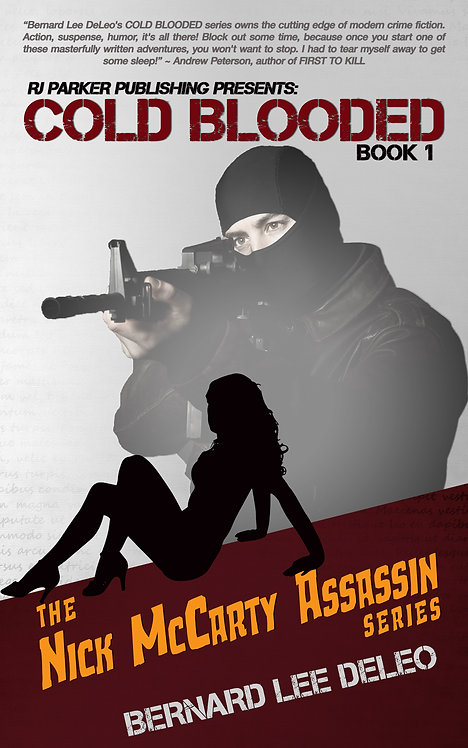 Cold Blooded Assassin (Nick McCarty Assassin Series Book 1)