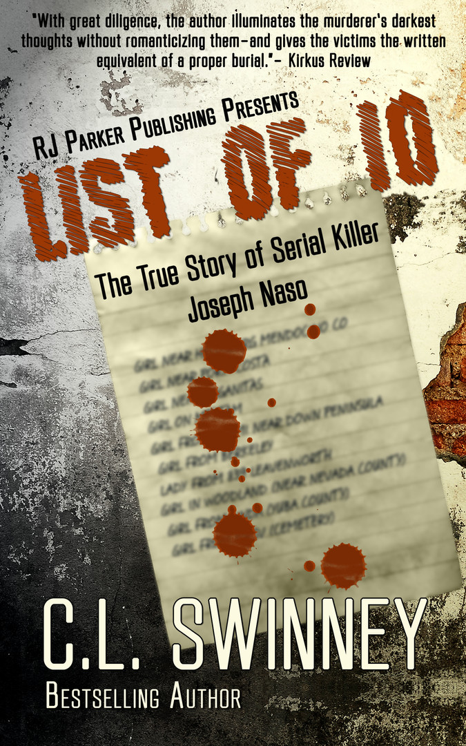 List of 10 by CL Swinney