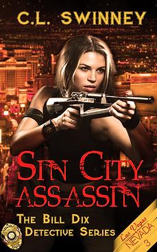 Sin City Assassin by CL Swinney