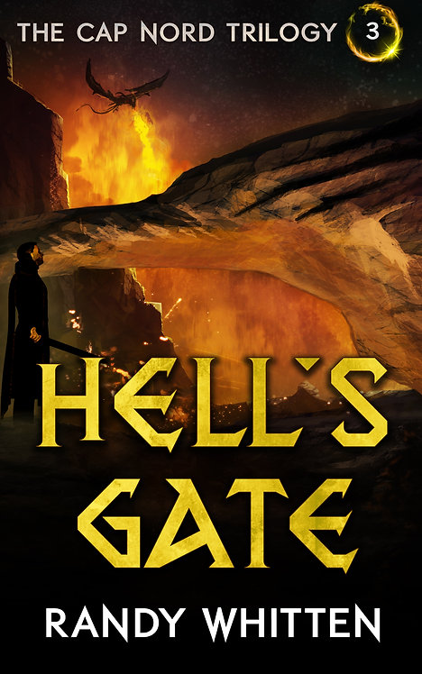 Hell's Gate (Cap Nord Book 3)