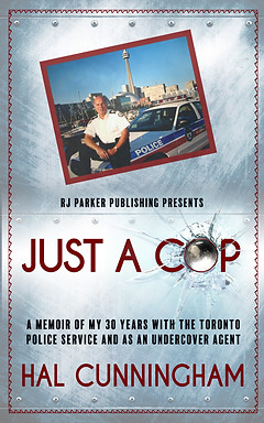 Just a Cop by Hal Cunningham