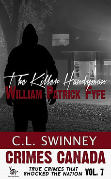 The Killer Handyman by CL Swinney