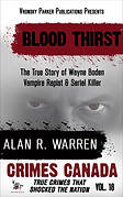 Blood Thirst by Alan R Warren