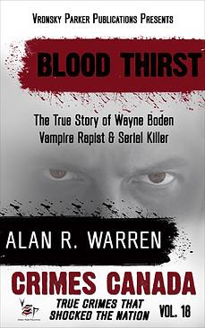 Blood Thirst by Alan R Warren