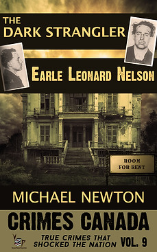The Dark Strangler by Michael Newton
