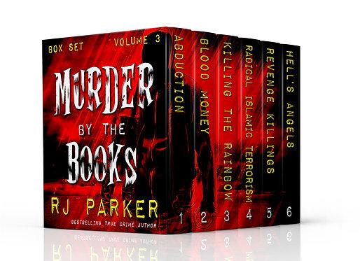 Murder by the Books BoxSet: Volume 3