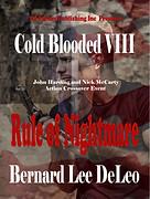 Rule of Nightmare by Bernard Lee DeLeo