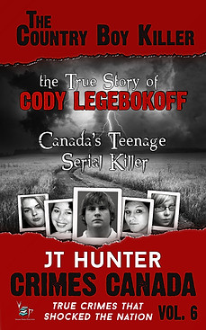 The Country Boy Killer by JT Hunter