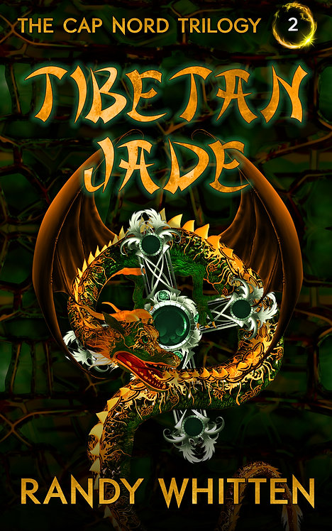 Tibetan Jade (Cap Nord Book 2)
